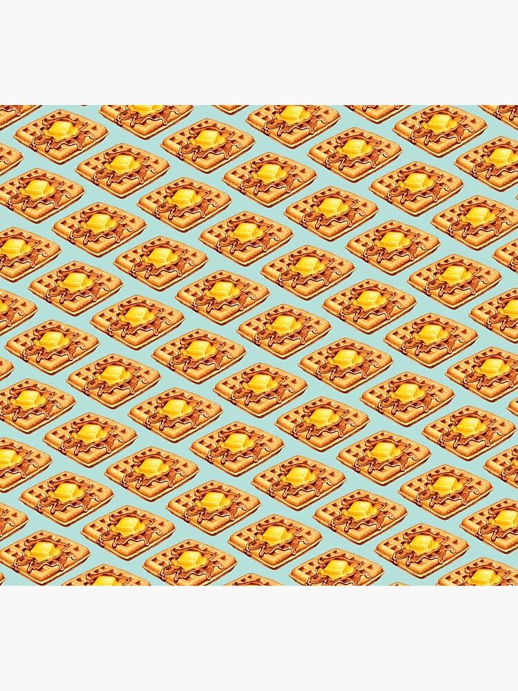 Waffle Pattern by KellyGilleran