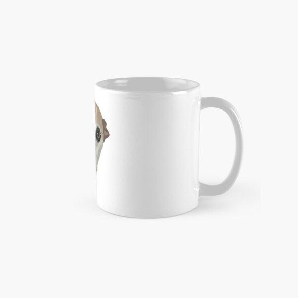 Fawn Whippet Classic Mug
