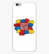 Ich würde auf Lego für dich gehen iPhone-Hülle & Cover