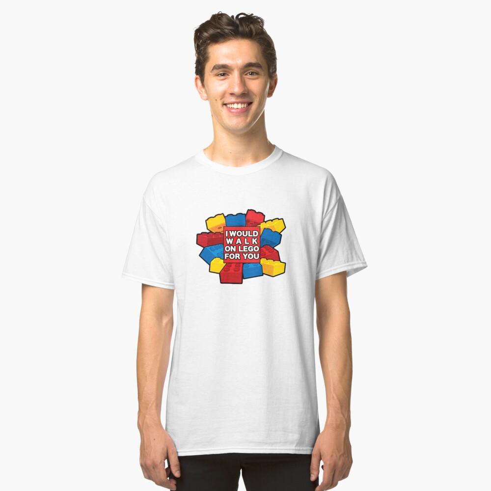 Ich würde auf Lego für dich gehen Classic T-Shirt