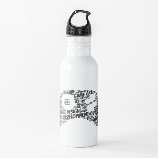 Game Development Water Bottle