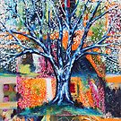 ‎''HERALD TO SPRING (BRADFORD PEAR TREE)'  by Jerry Kirk