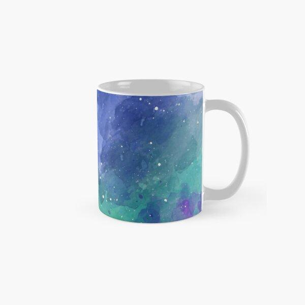 Watercolor Space  Classic Mug
