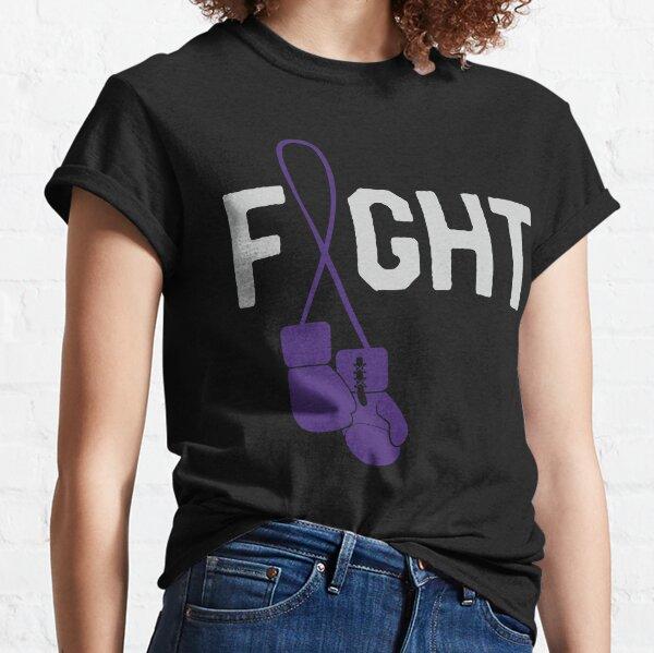 Alzheimer's Awareness Month Day Alzheimers Fighter Survivors Classic T-Shirt