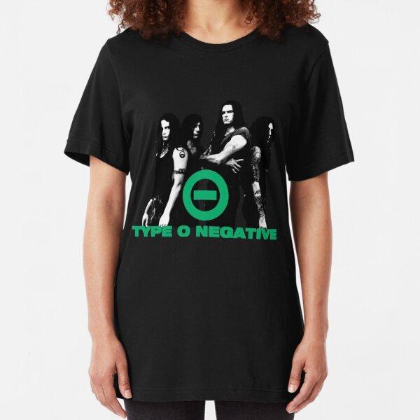 Type O Slim Fit T-Shirt