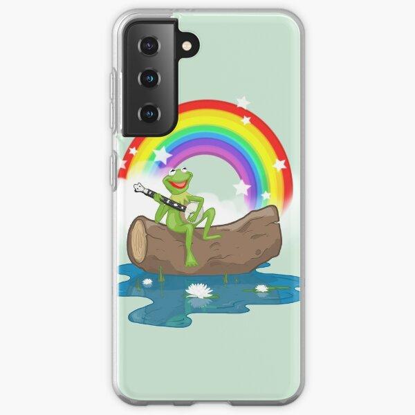 The Rainbow Connection Samsung Galaxy Soft Case