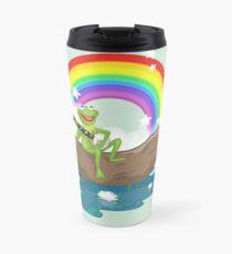 The Rainbow Connection Travel Mug