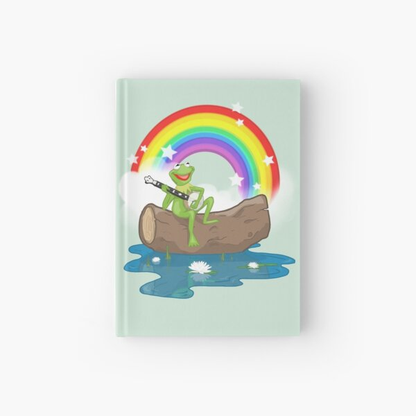 The Rainbow Connection Hardcover Journal