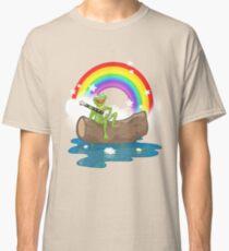 Die Regenbogen-Verbindung Classic T-Shirt