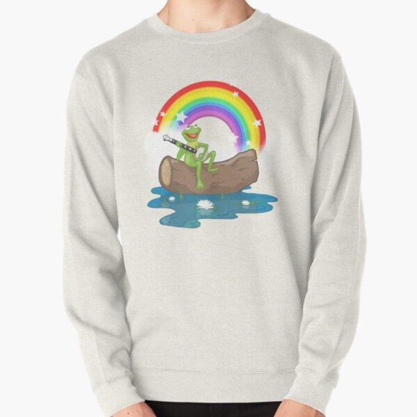 The Rainbow Connection Pullover Sweatshirt