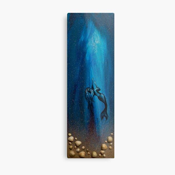 'Mermaid Healing'  Metal Print