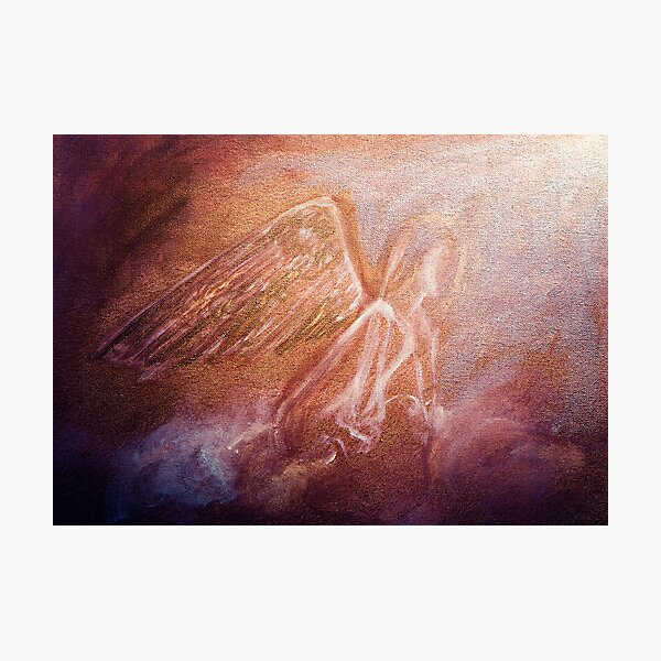 'Angel Of Remembrance'  Photographic Print
