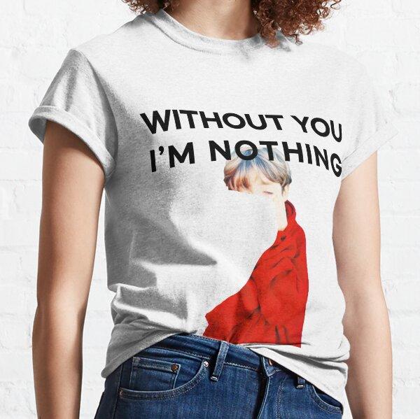 SIN TI Camiseta clásica