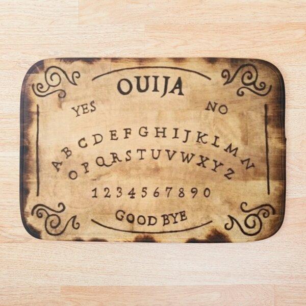Ouija Bath Mat
