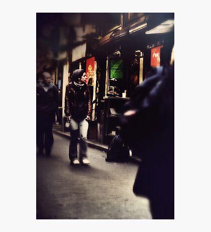 Hazy Days Photographic Print