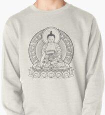 Buddha Umriss Sweatshirt