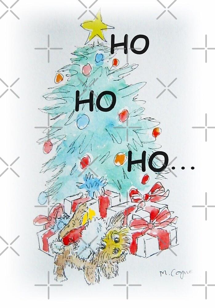 Ho Ho Ho from Naughty Doggy by LeisureLane1