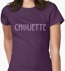 Chouette Women's Fitted T-Shirt