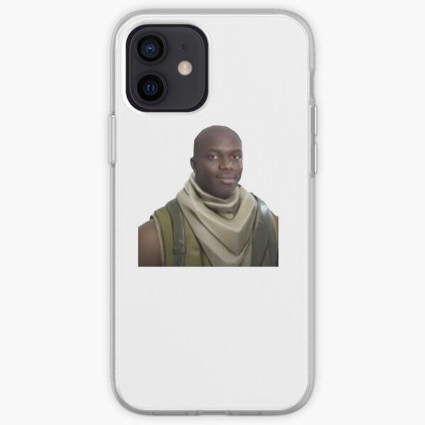 KSIOlajidebtHD Fortnite meme - sticker and phone case iPhone Soft Case