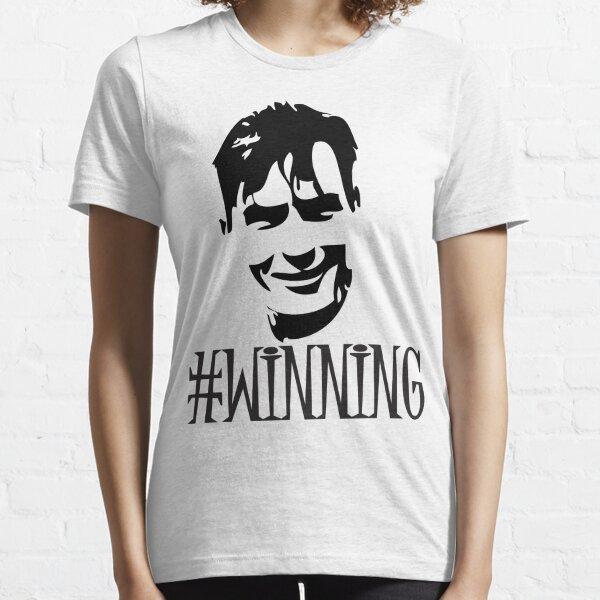 Charlie Sheen Is Winning Essential T-Shirt
