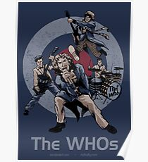 The WHOs Poster