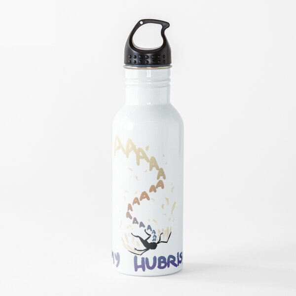My Hubris! Water Bottle