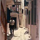 In Mykonos. by prema