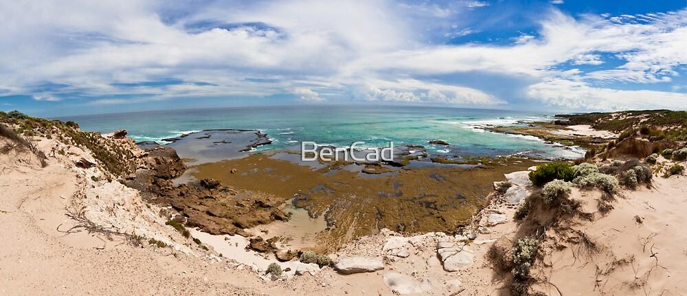 Rye Back Beach Coast, Victoria, Australia - Day Time by Ben  Cadwallader