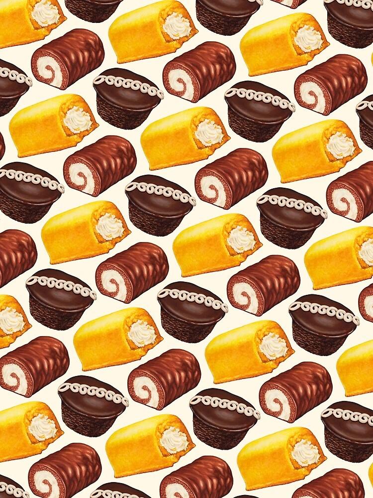 Hostess Cakes Pattern by KellyGilleran