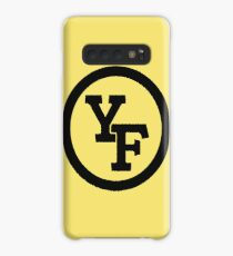 Yellow Fever logo Case/Skin for Samsung Galaxy