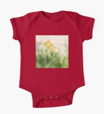 Soft daffodils One Piece - Short Sleeve
