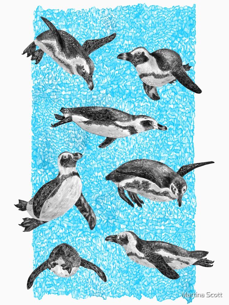African Penguins by martinascott