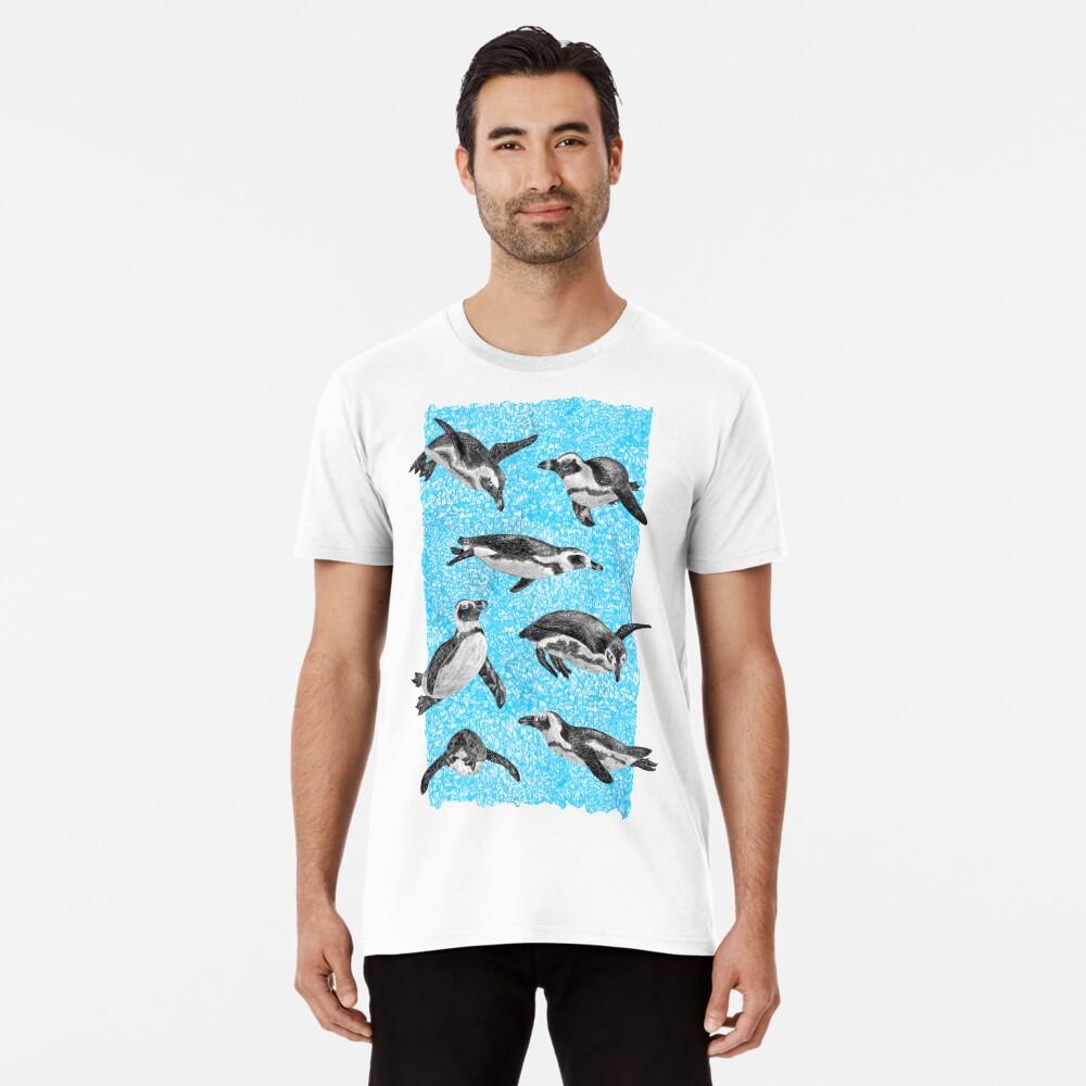 African Penguins Premium T-Shirt
