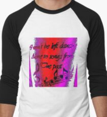 """Ella's Tattoo"" - Colour Clothing Men's Baseball ¾ T-Shirt"