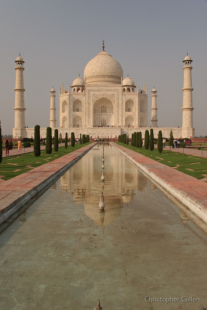 Taj Mahal by Christopher Cullen