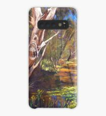 'Tahbilk Wetlands' Case/Skin for Samsung Galaxy