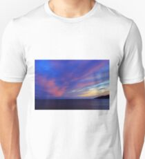 Colorful Skies Over Ballinskelligs Bay T-Shirt