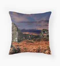 St Mary on the Hill Throw Pillow