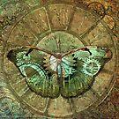Steampunk Butterfly by RetroArtFactory