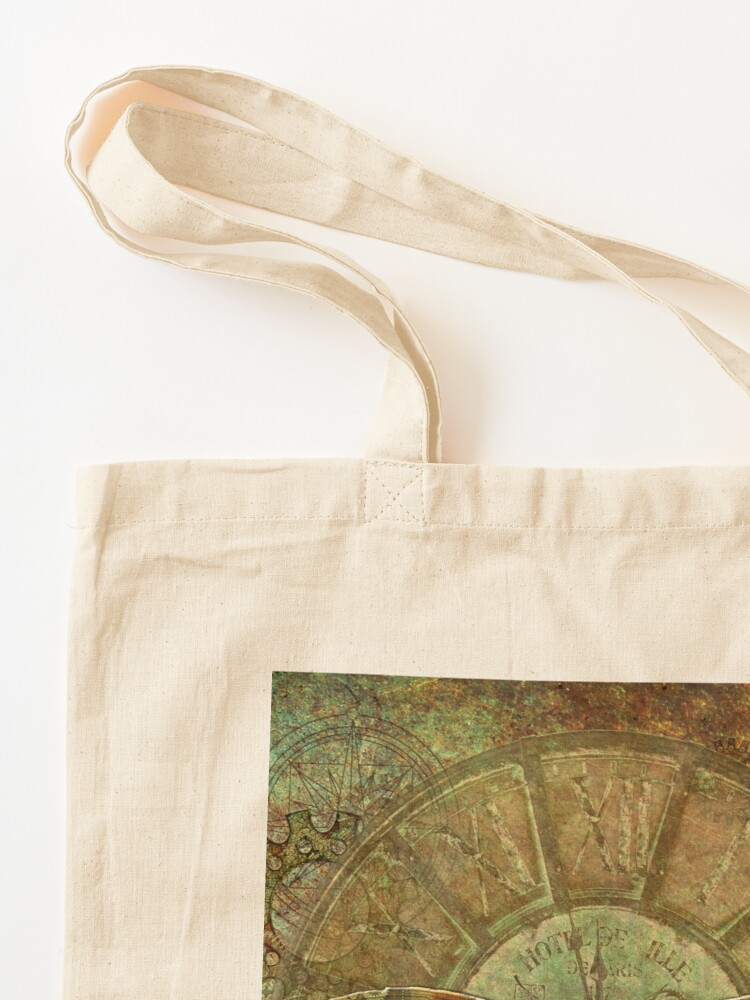 Alternate view of Steampunk Butterfly Tote Bag