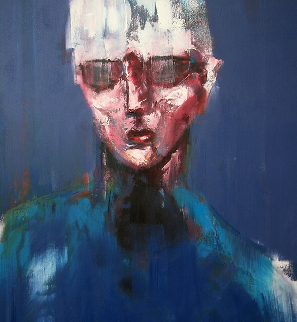 Blue Boy by Matt Bray