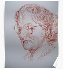 #45 Mrs Doubtfire Poster