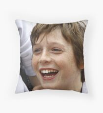 Accolades Throw Pillow