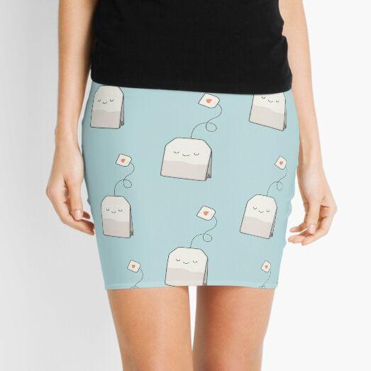 Tea time Mini Skirt