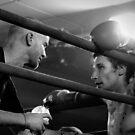 Fighter / Trainer Bond by Matt Bottos