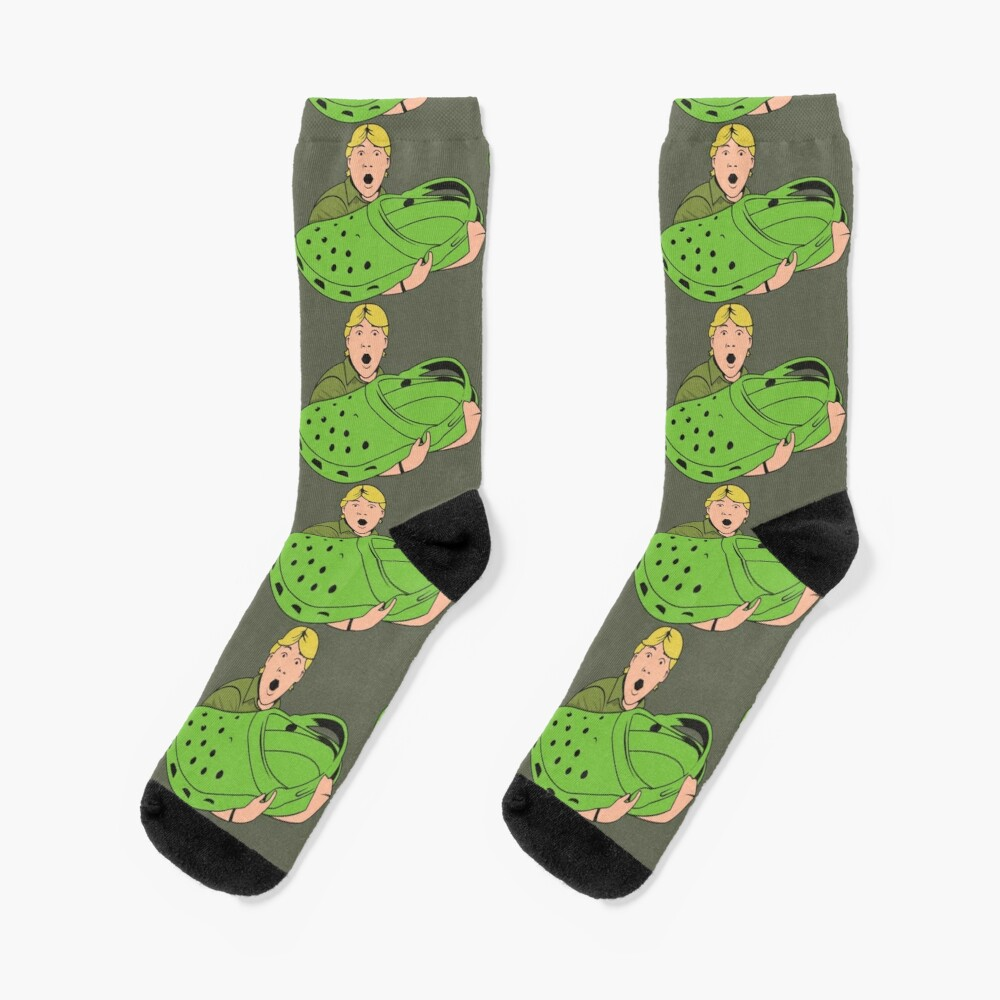 Crikey! Socks