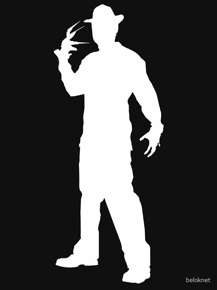 Freddy Krueger by beloknet