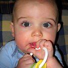 My Grandson Steven by debbiedoda