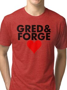 Gred and Forge Tri-blend T-Shirt