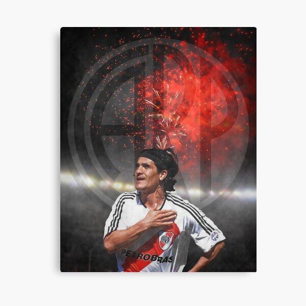 Ortega football soccer Canvas Print